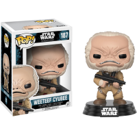 Star Wars: Rogue One - Weeteef Cyubee Pop! Vinyl Figure