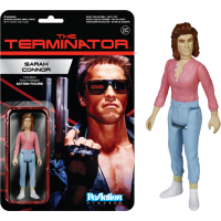 Terminator - Sarah Connor ReAction 3.75 inch Action Figure