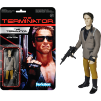 Terminator - The Terminator ReAction 3.75 Inch Action Figure
