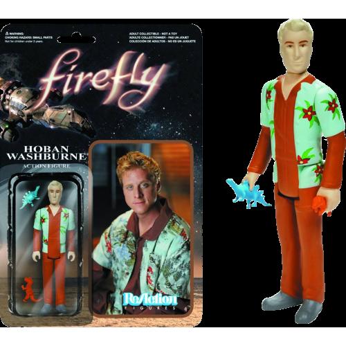 Firefly - Hoban Washburne ReAction Figure