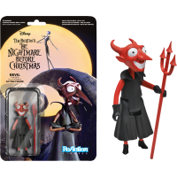 The Nightmare Before Christmas - The Devil ReAction Figure