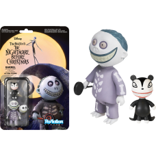 Nightmare Before Christmas NBX - Barrel ReAction 3.75 Inch Action Figure