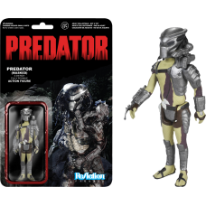Predator - Masked ReAction 3.75 Inch Action Figure
