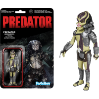 Predator - Closed Mouth ReAction 3.75 inch Action Figure