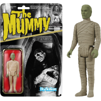 Universal Monsters - Mummy ReAction 3.75 inch Action Figure (Series 2)