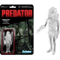 Predator - Translucent Masked ReAction 3.75 inch Action Figure