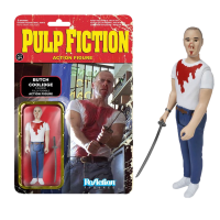 Pulp Fiction - Butch ReAction 3.75 inch Action Figure (Series 2)