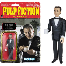 Pulp Fiction - The Wolf ReAction 3.75 Inch Action Figure (Series 2)