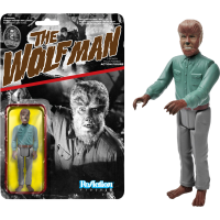 Universal Monsters - Wolfman ReAction 3.75 inch Action Figure (Series 2)