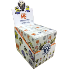 Despicable Me 2 - Mystery Minis Exclusive (Display of 12)