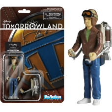Tomorrowland - Young Frank Walker ReAction 3.75 Inch Action Figure