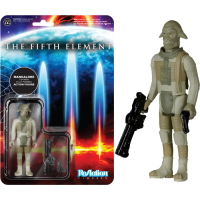 The Fifth Element - Mangalore ReAction Figure