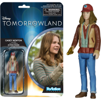 Tomorrowland - Casey Newton ReAction 3.75 inch Action Figure