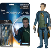 Tomorrowland - David Nix ReAction 3.75 inch Action Figure