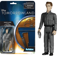 Tomorrowland - Dave Clark ReAction 3.75 inch Action Figure