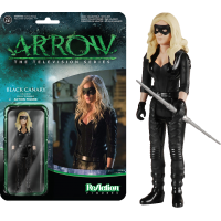 Arrow - Black Canary ReAction Figure