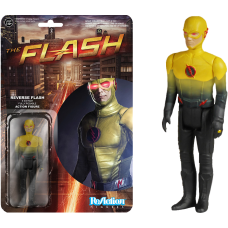 The Flash - Reverse Flash ReAction 3.75 inch Action Figure