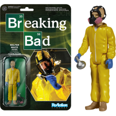 Breaking Bad - Walter White (Cook) ReAction 3.75 Inch Action Figure