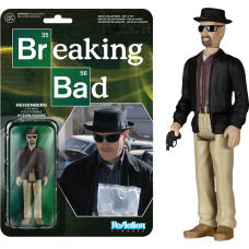 Breaking Bad - Heisenberg ReAction 3.75 Inch Action Figure