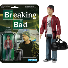 Breaking Bad - Jesse Pinkman ReAction 3.75 Inch Action Figure
