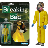 Breaking Bad - Jesse Pinkman (Cook) ReAction 3.75 Inch Action Figure