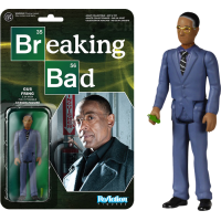 Breaking Bad - Gustavo Fring ReAction 3.75 Inch Action Figure
