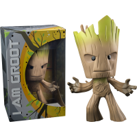 Guardians of the Galaxy - Groot Super Deluxe 11 Inch Vinyl Figure
