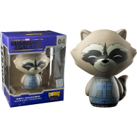 Guardians of the Galaxy - Rocket 6 Inch Variant SDCC 2015 Dorbz Vinyl Figure