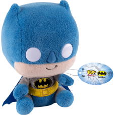 Batman - Batman Pop! 6 Inch Plush Regular