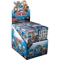 Captain America: Civil War - Mystery Minis WG Exclusive (Display of 12 Units)