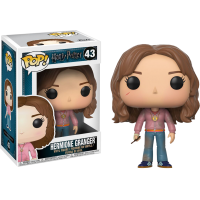 Harry Potter - Hermione with Time Turner Pop! Vinyl Figure