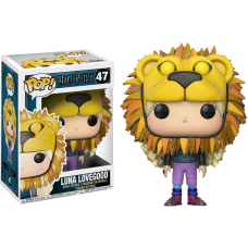 Harry Potter - Luna Lovegood (Lion Hat) Pop! Vinyl Figure