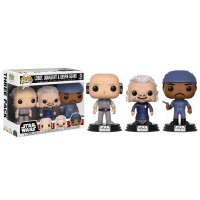 Star Wars - Lobot, Ugnaught and Bespin Guard Pop! Vinyl Figure 3-Pack