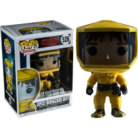 Stranger Things - Joyce in Hazmat Biohazrad Suit Pop! Vinyl Figure