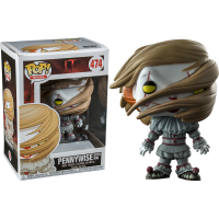 IT (2017) - Pennywise with Wig Pop! Vinyl Figure