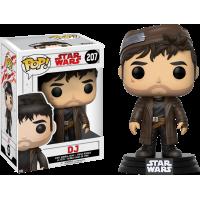 Star Wars Episode VIII: The Last Jedi - DJ Pop! Vinyl Figure
