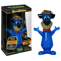 Hanna Barbera - Huckleberry Hound Dark Blue Hikari Japanese Vinyl Figure