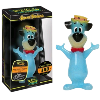 Hanna Barbera - Hikari Huckleberry Hound Light Blue Japanese Vinyl Figure