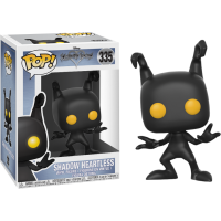 Kingdom Hearts - Shadow Heartless Pop! Vinyl Figure