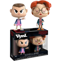 Stranger Things - Eleven and Barb Vynl. Vinyl Figure 2-Pack