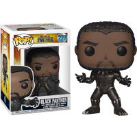 Black Panther (2018) - Black Panther Pop! Vinyl Figure