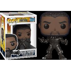 Black Panther (2018) - Black Panther Pop! Vinyl Figure