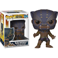 Black Panther (2018) - Black Panther in Warrior Falls Outfit Pop! Vinyl Figure