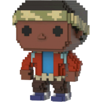Stranger Things - Lucas 8-Bit Pop! Vinyl Figure
