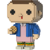 Stranger Things - Eleven 8-Bit Pop! Vinyl Figure