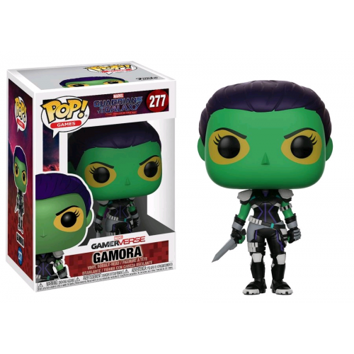 Guardians of the Galaxy: The Telltale Series - Gamora Pop! Vinyl Figure