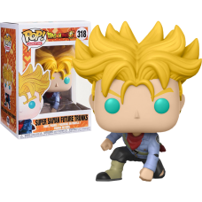 Dragon Ball Super - Super Saiyan Future Trunks Pop! Vinyl Figure
