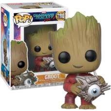 Guardians of the Galaxy Vol. 2 - Groot with Cyber Eye Pop! Vinyl Figure