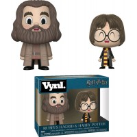 Harry Potter - Hagrid and Harry Vynl. Vinyl Figure 2-Pack