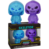 Masters of the Universe - Skeletor Blue and Purple XS Hikari Vinyl Figure 2-Pack